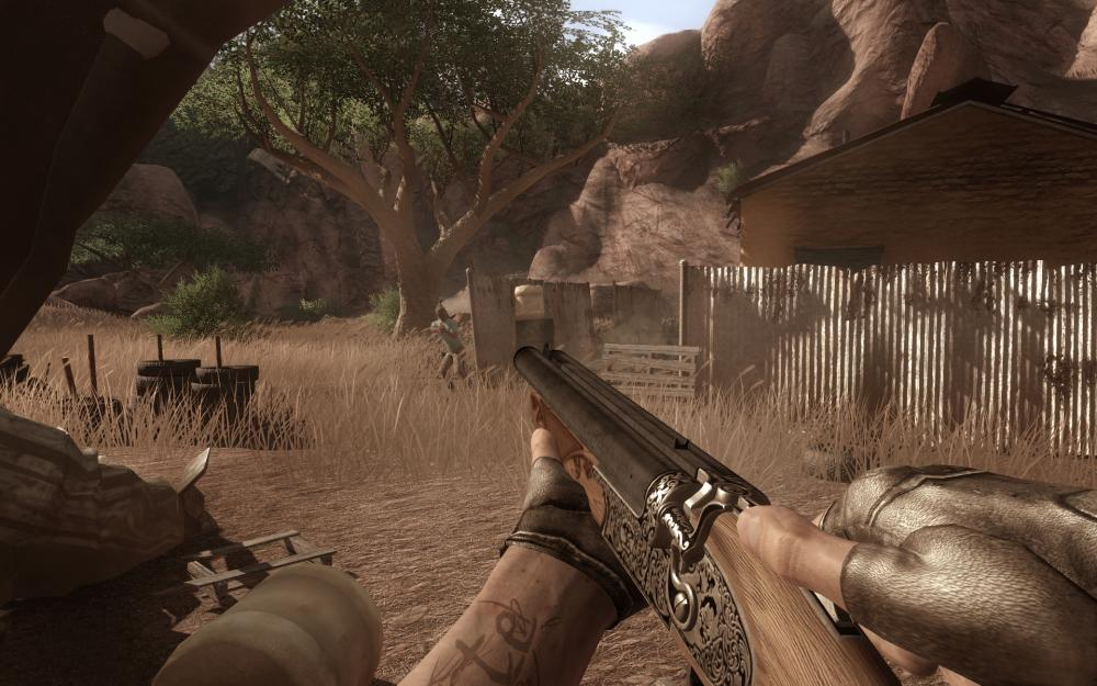 far cry 2 fortune's edition cracked