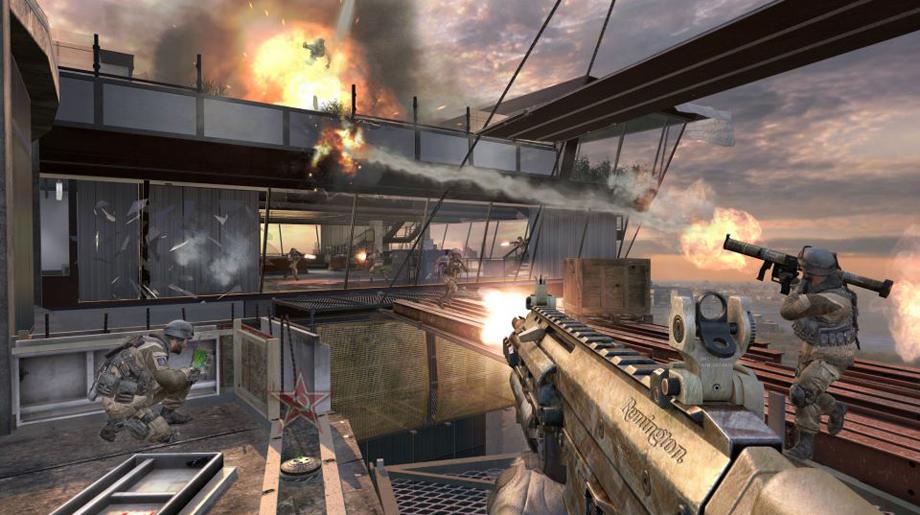 modern warfare 2 matchmaking server