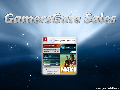 gamersgate sale new