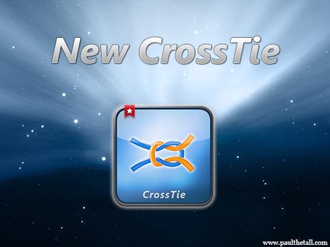 new crosstie