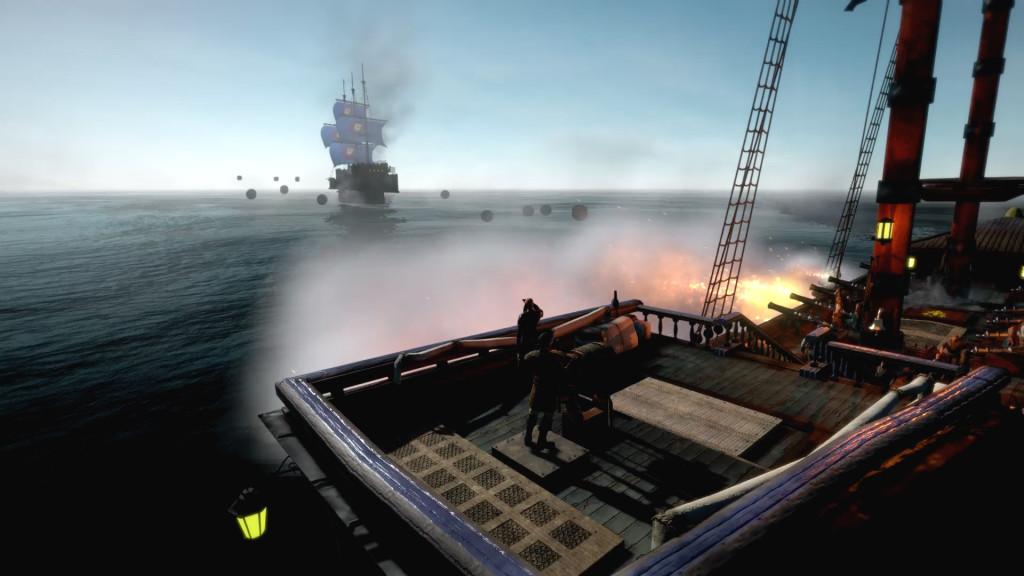 Man O' War: Corsair released for Mac