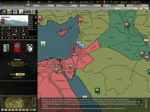 Darkest Hour (A Hearts of Iron game) for Mac