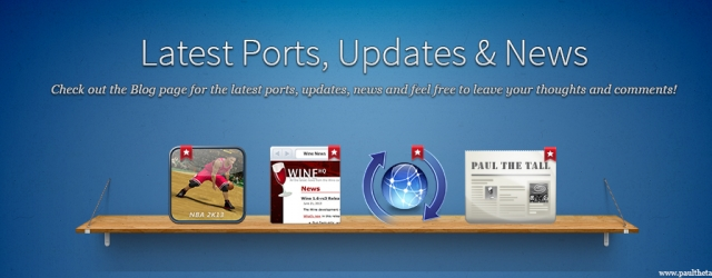 Portingkit and Wineskin fixes and Mac OS Catalina (64-bit only)!