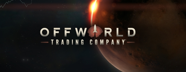 Offworld Trading Company released for Mac