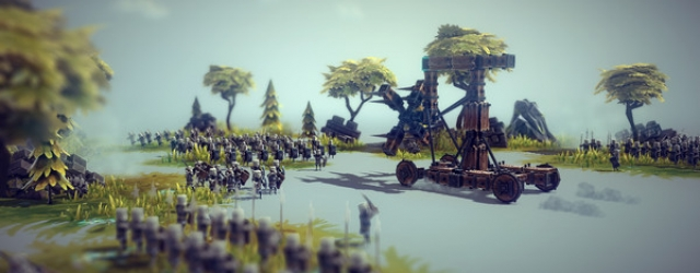 Besiege released for Mac