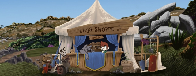 The Little Acre released for Mac