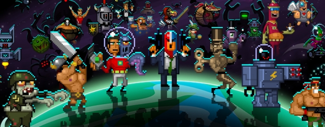 88 Heroes released for Mac & Linux