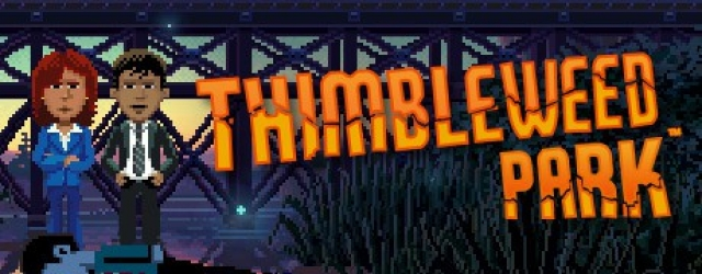 Thimbleweed Park released for Mac and Linux