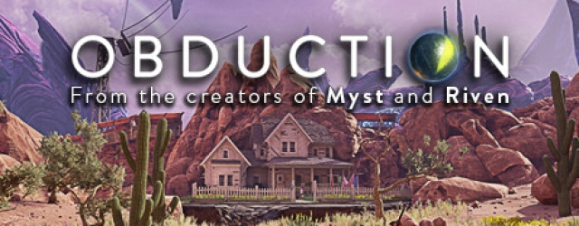 Obduction released for Mac