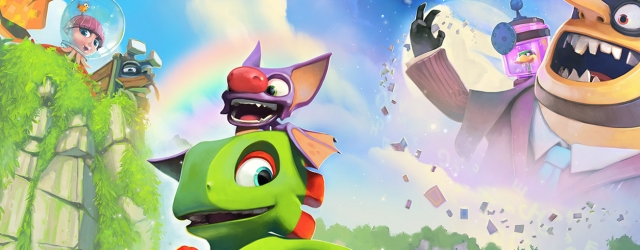 Yooka-Laylee for Mac & Linux