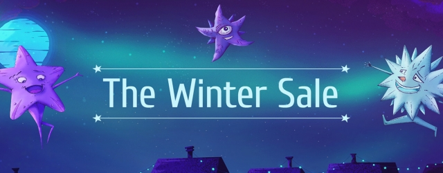 GOG.com Winter sale started with free Grim Fandango and hundreds of sales!