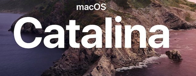 MacOS Catalina is nearing! Don't do it (Yet)!!
