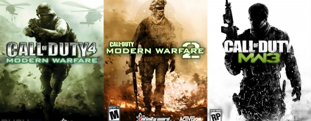 Call of Duty Modern Warfare 1 + 2 + 3 added to Porting Kit!