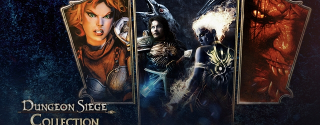 Dungeon Siege Collection (1, 2 + 3 and dlc's) added to Porting Kit