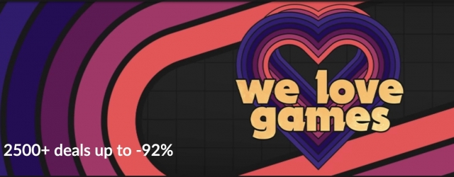 GOG.com game sales with 2500+ games up to 92% discount!