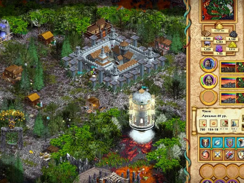heroes of might and magic 4 download mac
