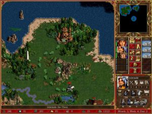 How to play Heroes of Might and Magic