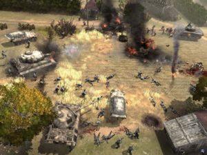 скачать игру Company Of Heroes 1 через торрент бесплатно на русском - фото 11
