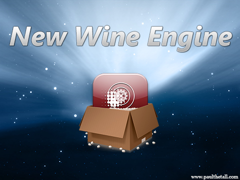 new wine engine new