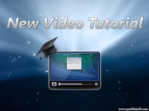 niew video tutorial