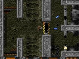 Alien Breed remake Mac screenshot 2