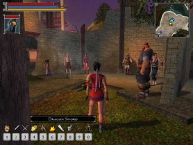 Jade Empire mac screenshot 2