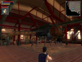 Jade Empire mac screenshot 3