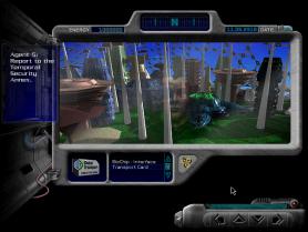 The Journeyman Project 1 Pegasus Prime mac screenshot 3