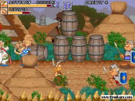 asterix mac screenshot 3