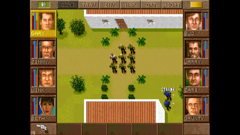 jagged alliance mac screenshot 1