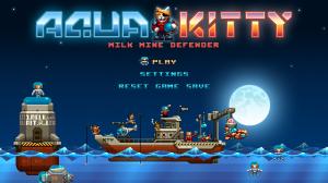 Aqua kitty mac screenshot 2