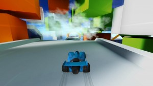 Jet Car Stunts Mac screenshot 1