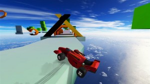 Jet Car Stunts Mac screenshot 2