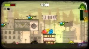 Mutants blob attack mac screenshot 1