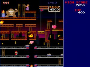 donkey Kong Mac screenshot 2