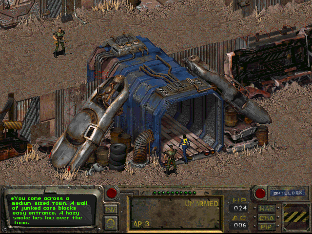 play-fallout-1-on-windows-7