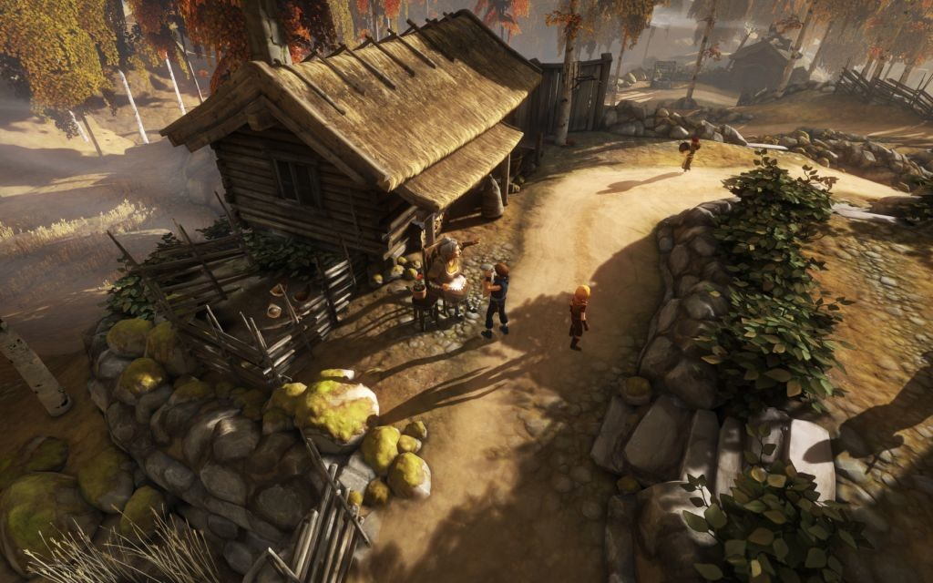 Brothers - A Tale of Two Sons for Mac