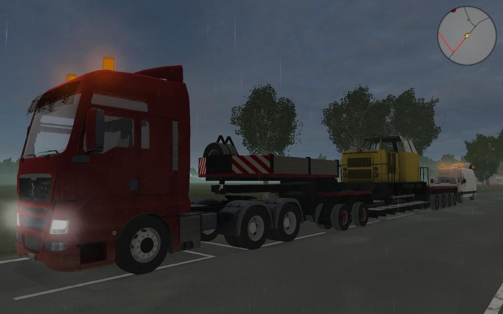 Special Transport Simulator 2013 for Mac