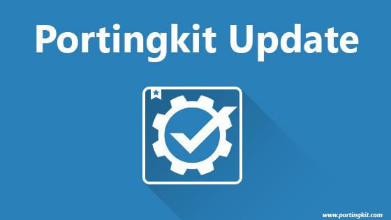 Porting Kit update image