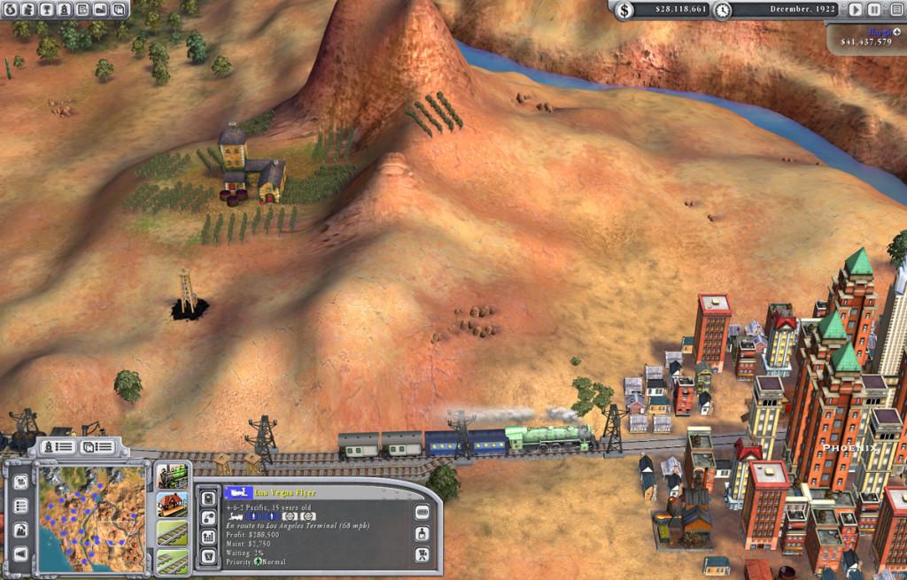 Sid Meier's Railroad for Mac