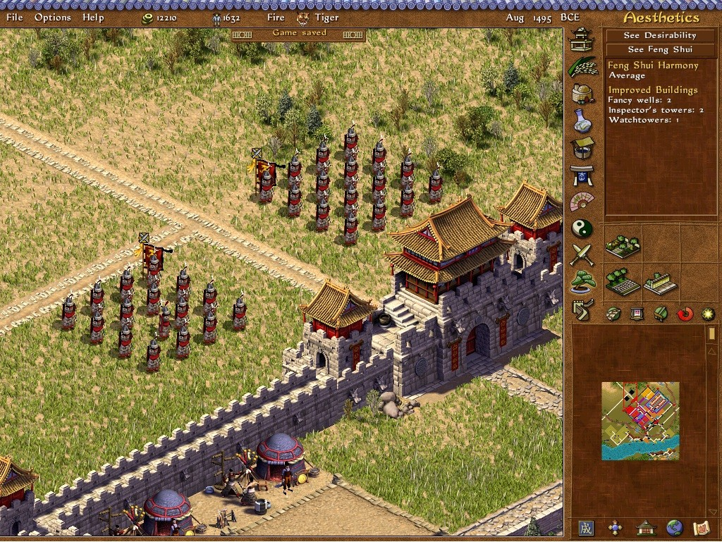 Emperor - Rise of a Middle Kingdom GOG com version added to