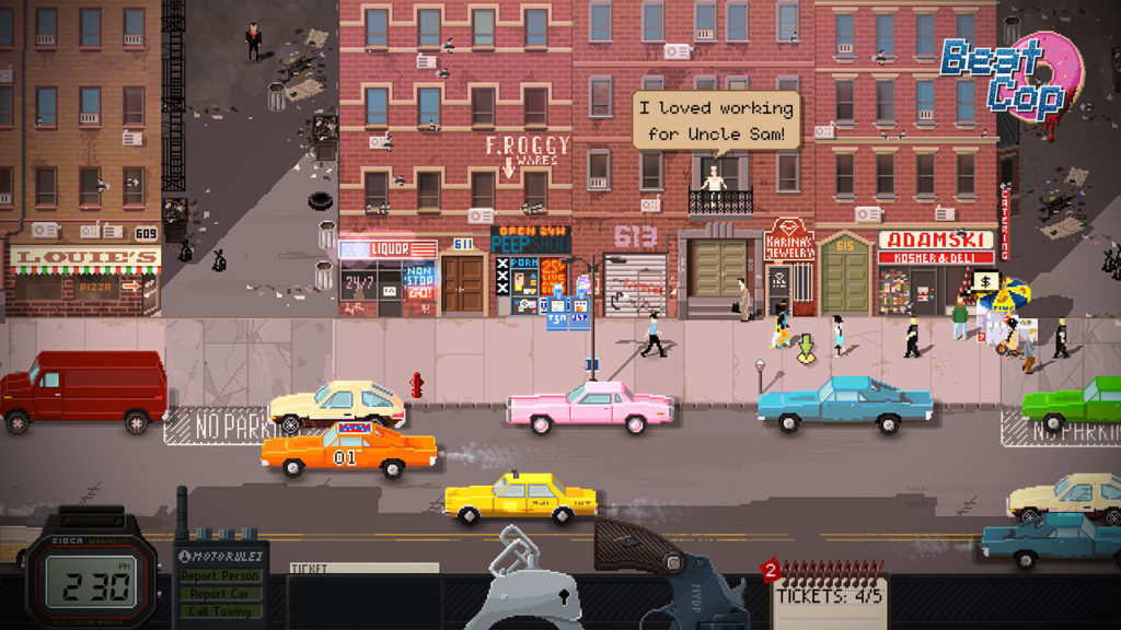 Beat Cop released for Mac and Linux