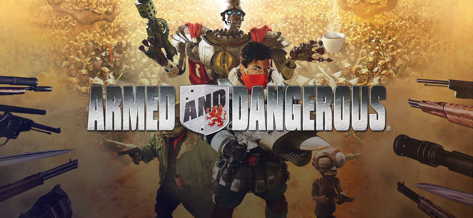 Armed and Dangerous for Mac & Linux - PaulTheTall PaulTheTall