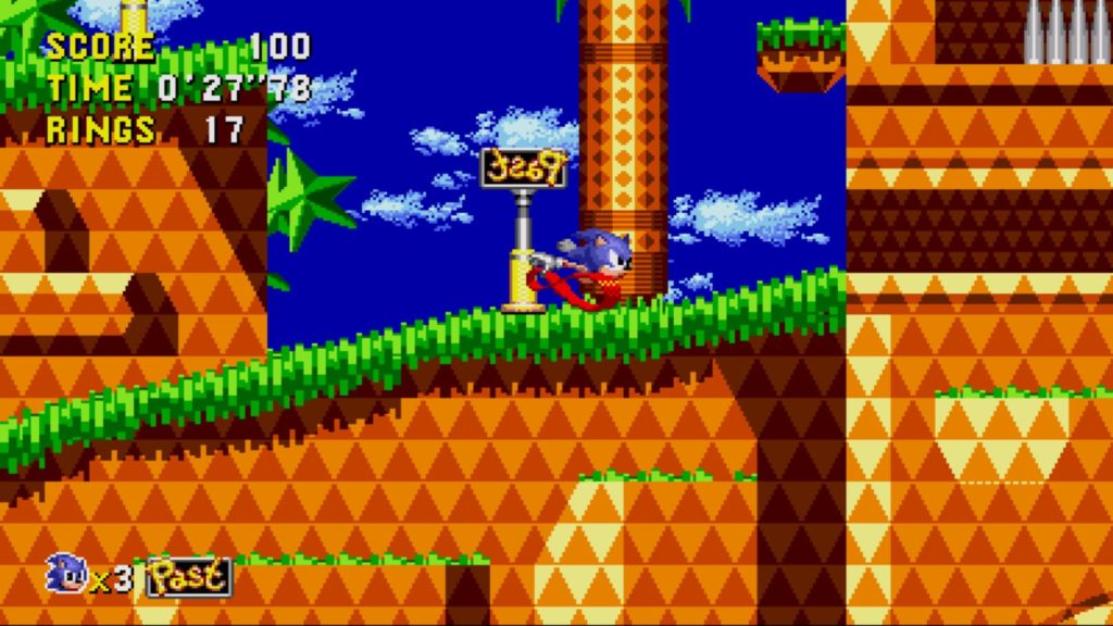 Sonic CD for Mac