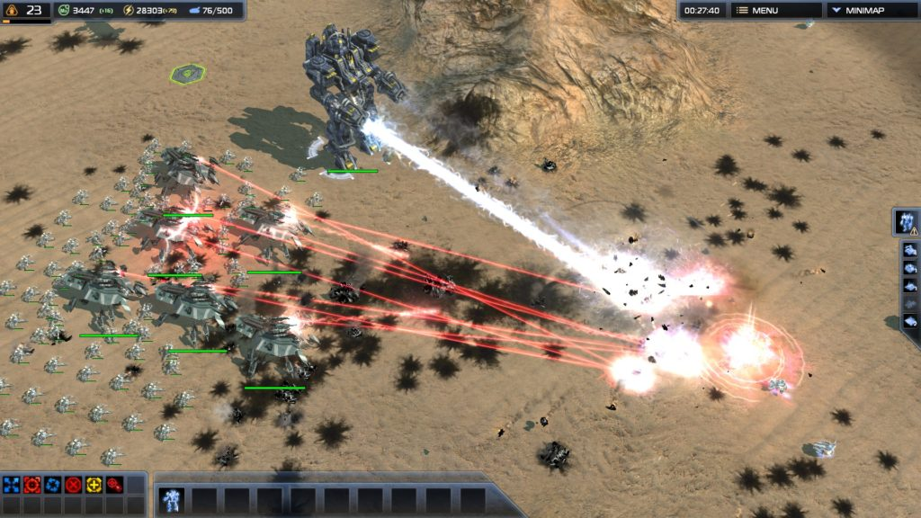 Supreme Commander 2 for Mac and Linux