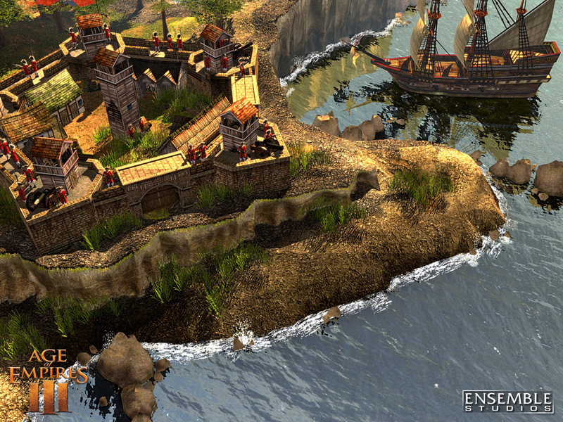 Age of Empires 3 for Mac - PaulTheTall PaulTheTall