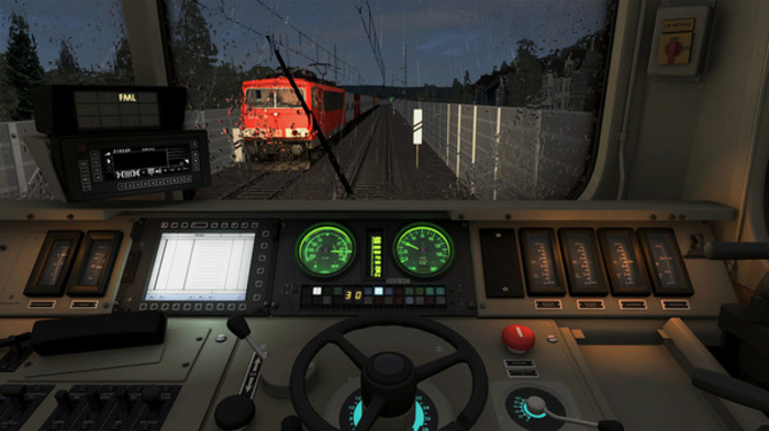 Train Simulator 2016 for Mac and linux