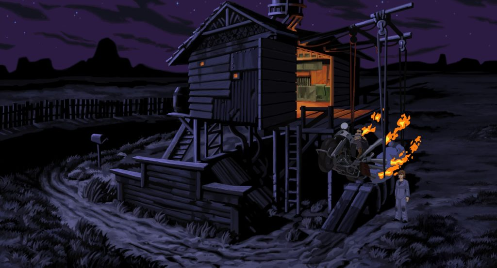 Full Throttle Remastered for Mac