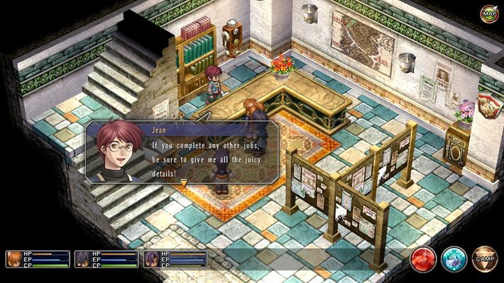 Legend of Heroes: Trails in the Sky for Mac