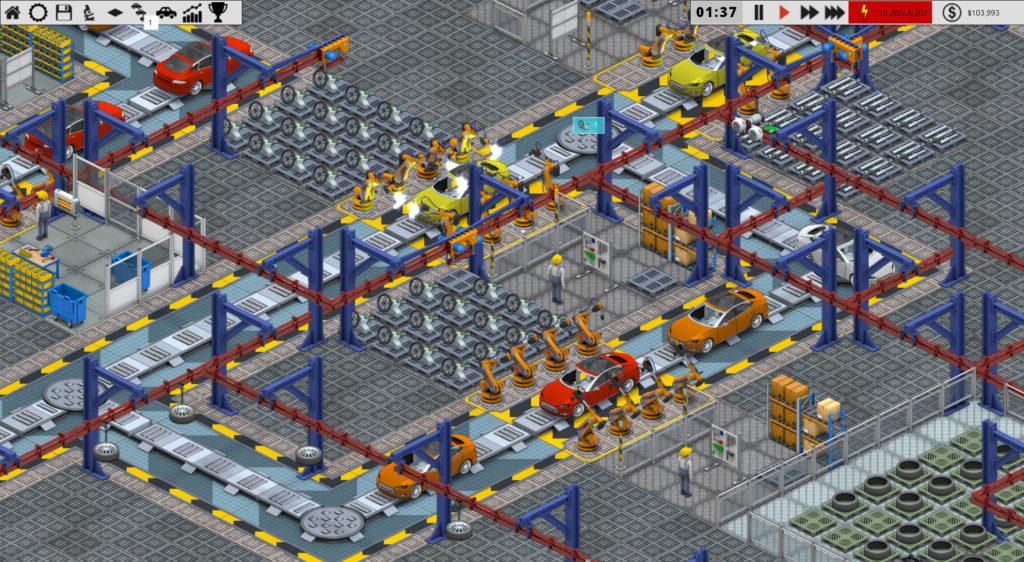 Car Factory Games Download
